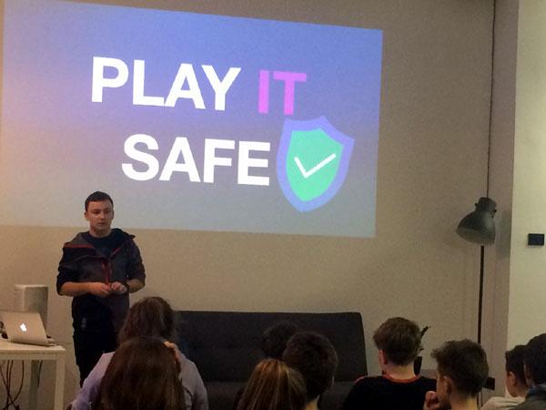 """""""Play IT safe"""" – радионица о безбедности на интернету"""